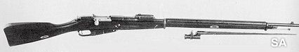 The m/1891 Mosin-Nagant