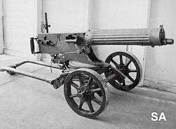 7,62 mm Model 1910 Maxim-Sokolov Machine gun